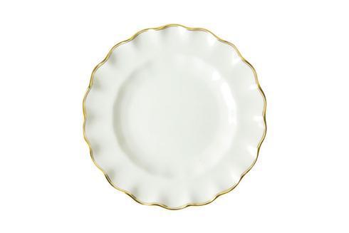 $58.00 Fluted Dessert Plate