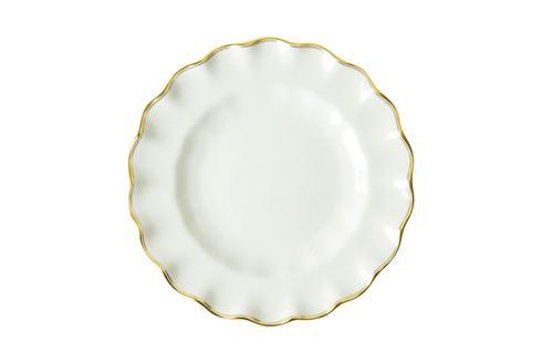 Royal Crown Derby  Chelsea Duet Fluted Dessert Plate $58.00