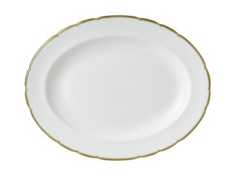 Royal Crown Derby  Chelsea Duet Oval Platter $495.00
