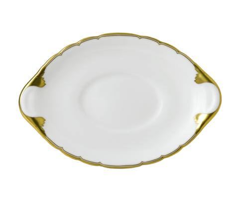 Royal Crown Derby  Chelsea Duet Saucer Boat Stand $195.00