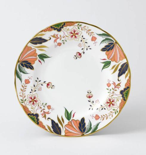 Royal Crown Derby  Chelsea Garden Accent Fleur Plate $230.00