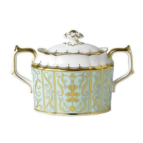 Royal Crown Derby  Darley Abbey Covered Sugar Bowl $305.00