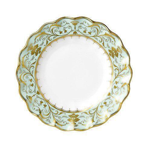 $380.00 Fluted Dessert Plate