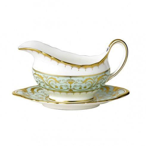 Royal Crown Derby  Darley Abbey Sauce Boat $390.00
