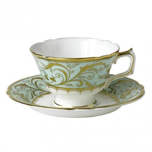 Royal Crown Derby  Darley Abbey Tea Saucer $78.00