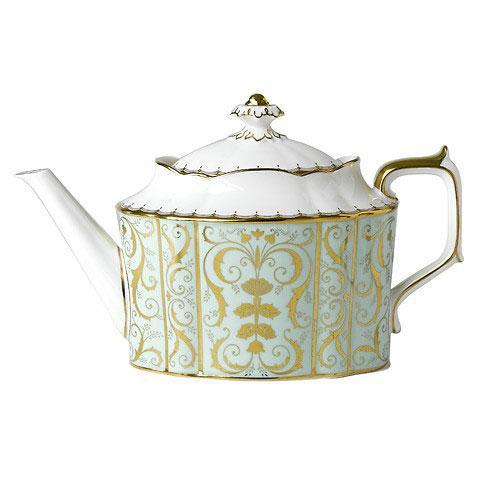Royal Crown Derby  Darley Abbey Tea Pot $780.00