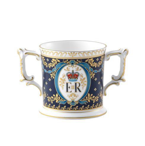 Queen Elizabeth 95th Birthday Loving Cup