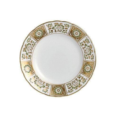 Royal Crown Derby  Derby Panel - Green Salad Plate $140.00