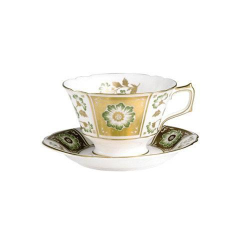 Royal Crown Derby  Derby Panel - Green Tea Cup $120.00