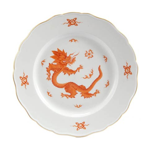 Ming Dragon - Red collection with 7 products