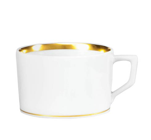 $111.00 Gold Rim Coffee/Tea Cup