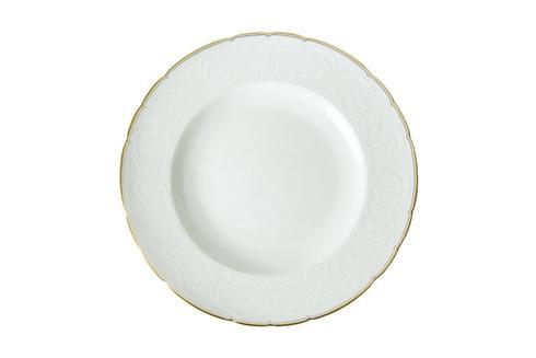 Royal Crown Derby  Darley Abbey Pure - Gold Dinner Plate $76.00