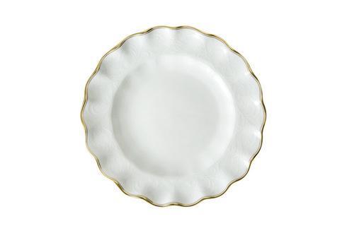 $64.00 Fluted Dessert Plate