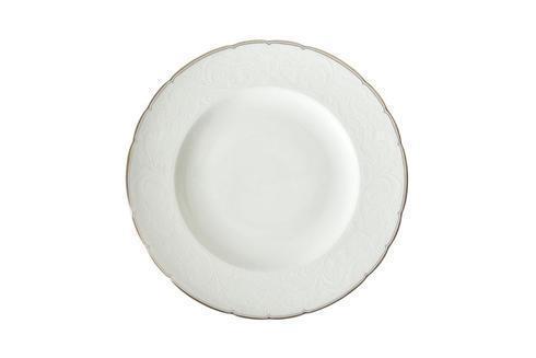 Royal Crown Derby  Darley Abbey Pure - Platinum Dinner Plate $66.00