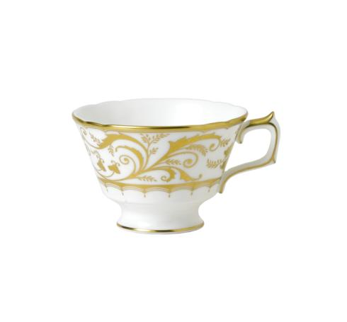 Royal Crown Derby  Darley Abbey White Darley Abbey White Tea Cup $100.00