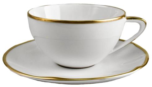 Anna Weatherley  Simply Elegant - Gold Tea Cup $40.00