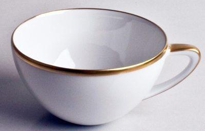 Anna Weatherley  Simply Elegant - Gold Tea Cup $40.00