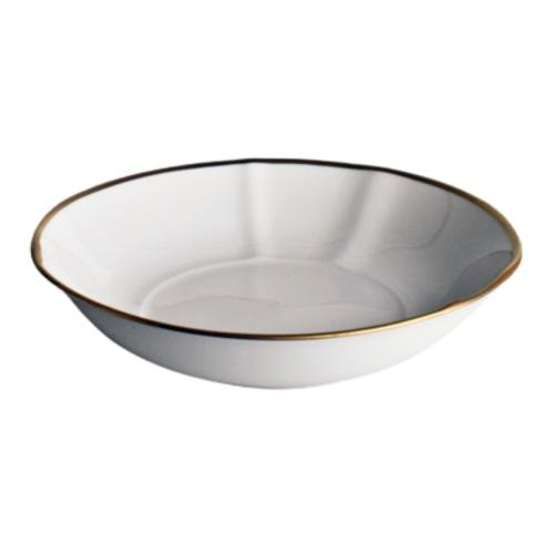 Anna Weatherley  Simply Elegant - Gold Soup Bowl $40.00