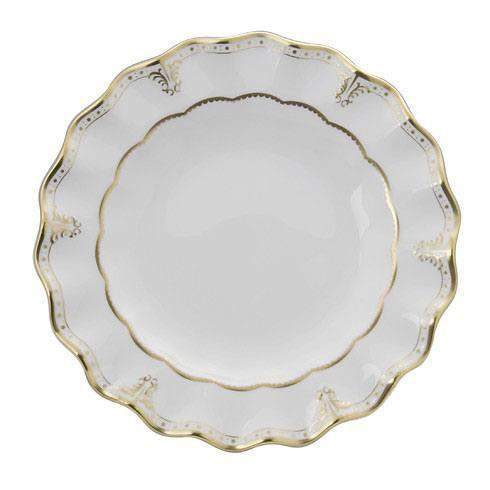 Royal Crown Derby  Elizabeth - Gold Dinner Plate $195.00