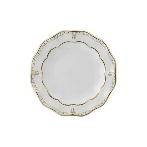 Royal Crown Derby  Elizabeth - Gold Bread and Butter Plate $130.00