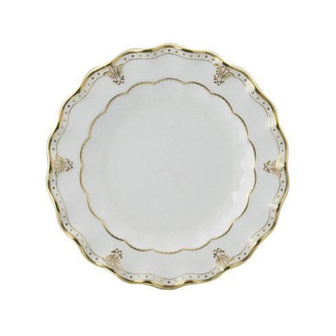 Royal Crown Derby  Elizabeth - Gold Salad Plate $170.00