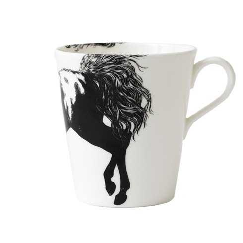 Equus Black and White collection with 5 products