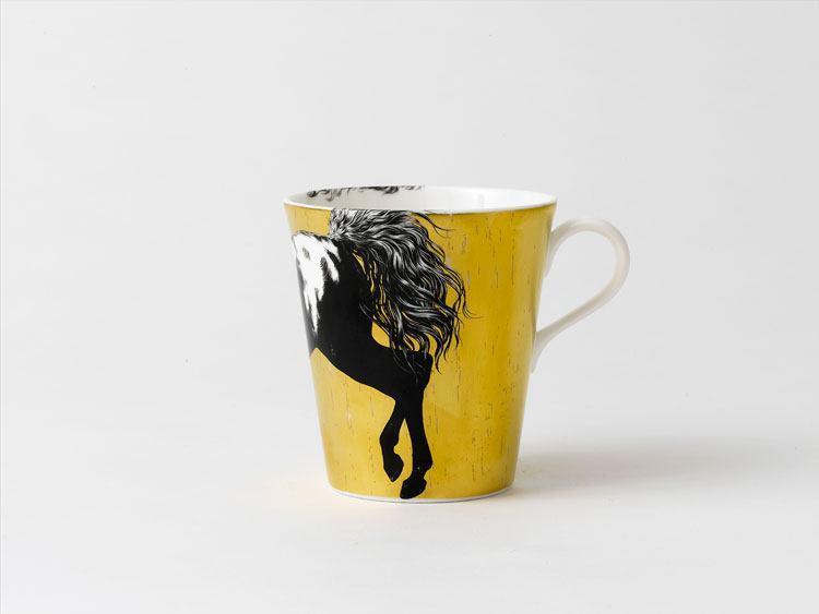 $218.00 Small Horse Mug