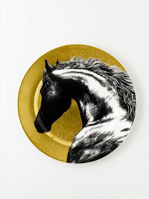 Horse Head Plate 30CM image