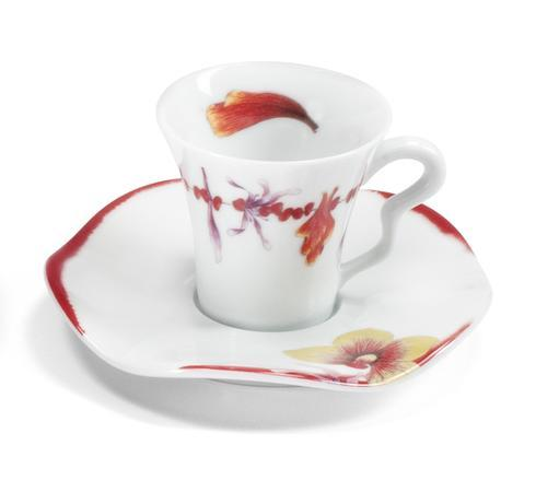 $70.00 Coffee Cup And Saucer