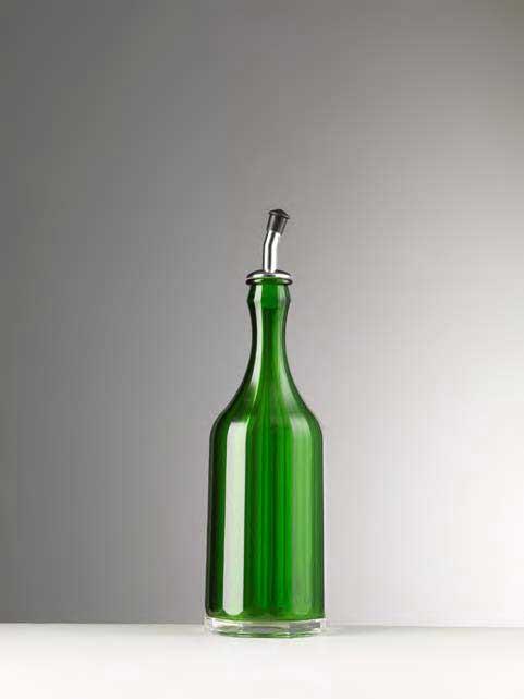 $54.00 Green Oil Bottle
