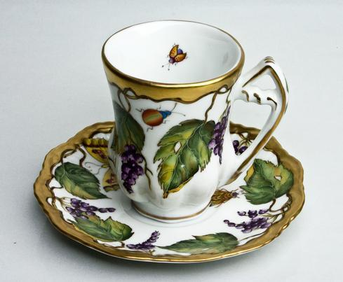 $405.00 Demitasse Cup & Saucer