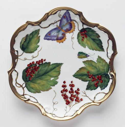 $320.00 Flat Dessert Plate