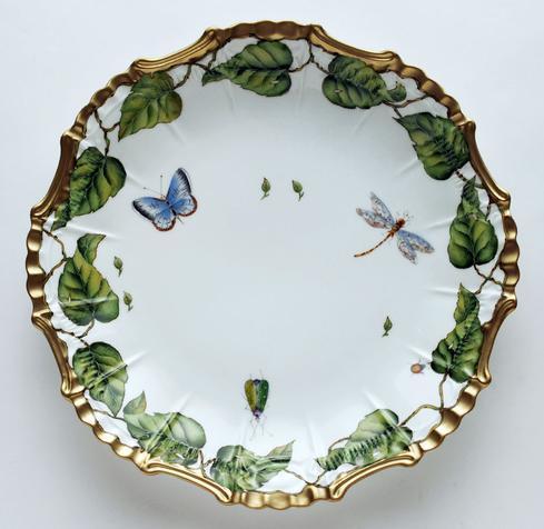 Anna Weatherley  Ivy Garland Large Star Plate $380.00