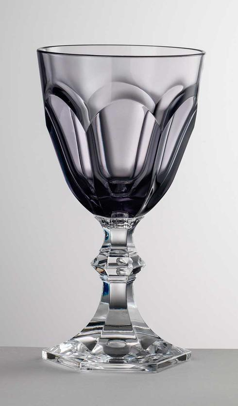 $25.00 Grey Wine Goblet