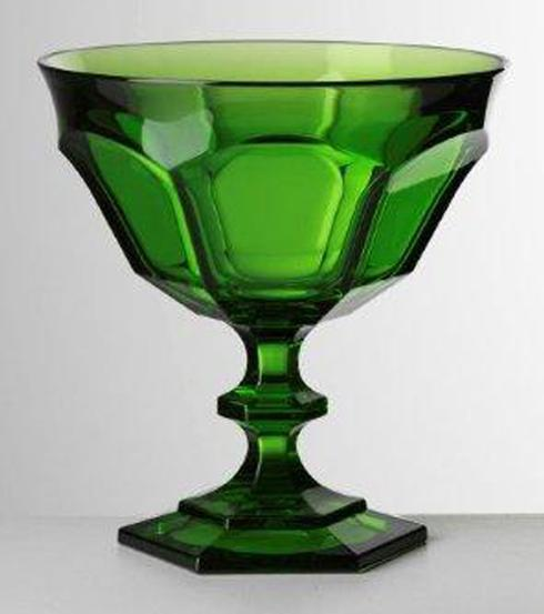 $24.00 Green Footed Coupe