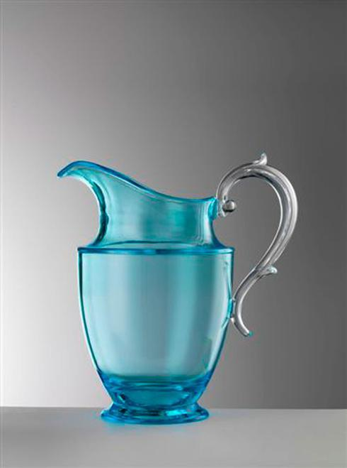 $76.00 Turquoise Pitcher