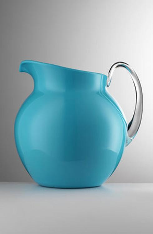 $75.00 Turquoise Pitcher