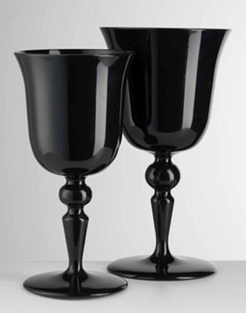 $20.00 Black Water Goblet