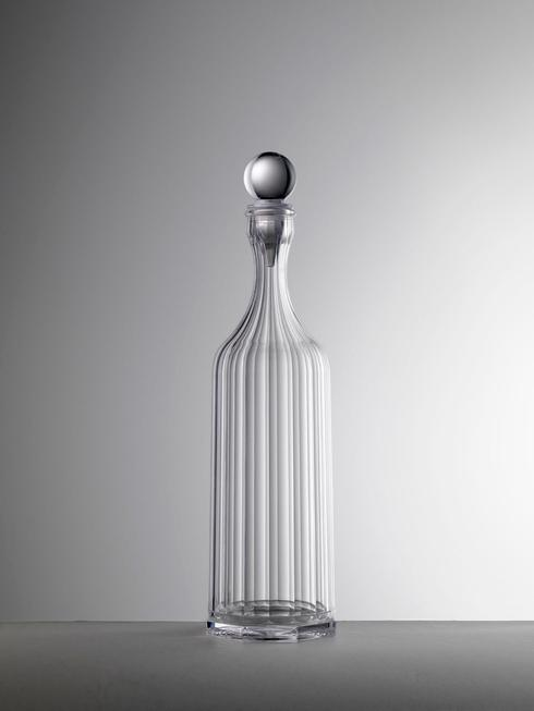 $70.00 Clear Decanter With Sealed Stopper