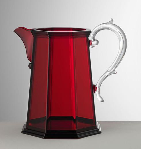 Mario Luca Giusti  Pitchers - Ottaviana Red Pitcher $88.00