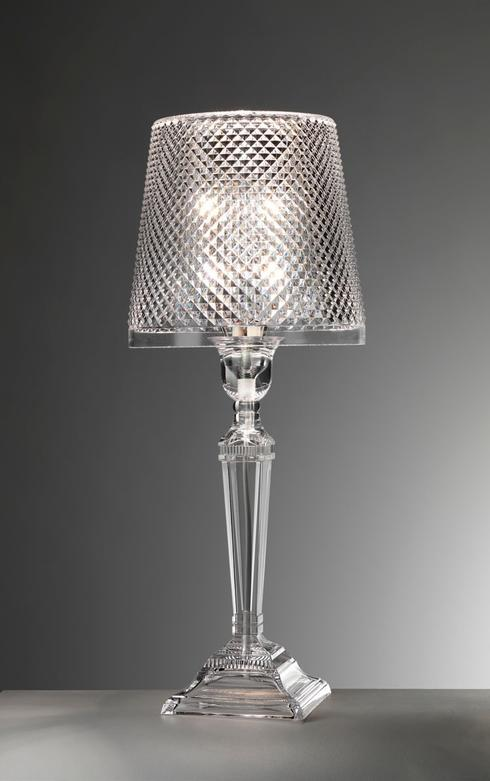 Mario Luca Giusti  Lamps - Cleopatra Clear Lamp $280.00