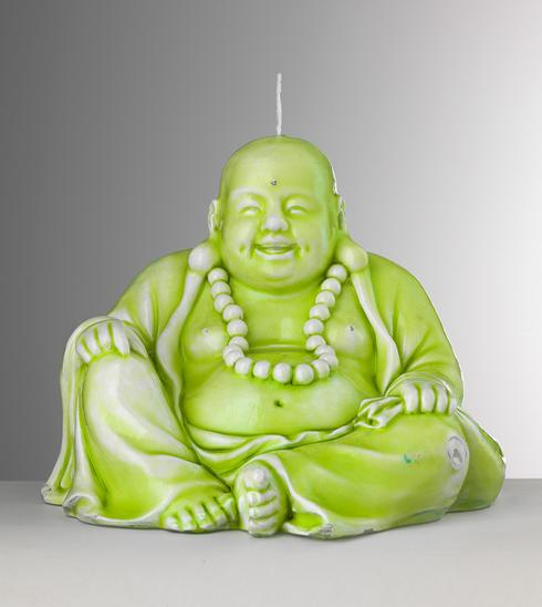 Budha Candles collection with 6 products