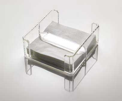 Napkin Holder Clear