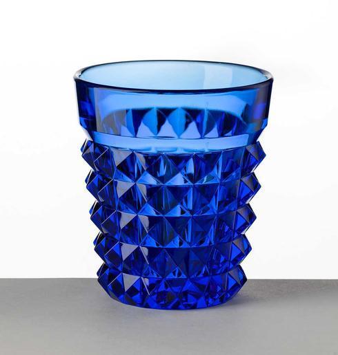 Mario Luca Giusti Barware Palazzo Blue Tumbler $32.00