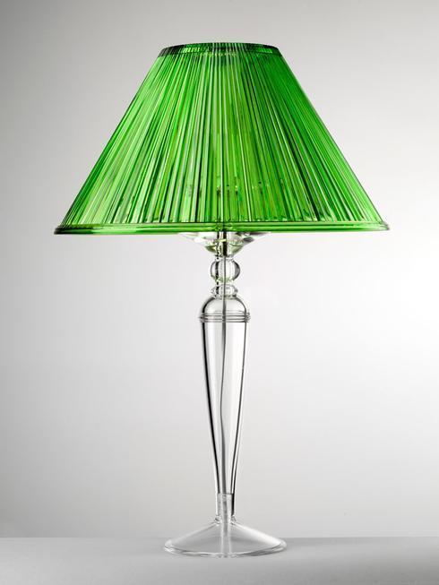 $325.00 Green Lamp