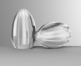 $38.00 Clear Salt & Pepper