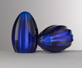 $38.00 Blue Salt & Pepper
