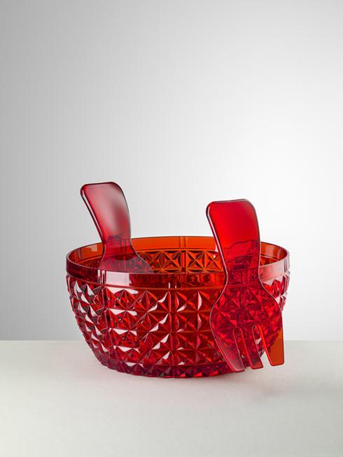 $70.00 Salad Bowl Red