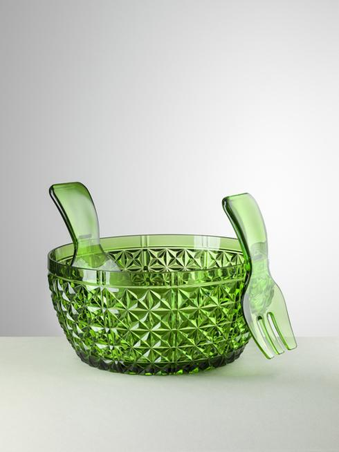 $70.00 Salad Bowl Green