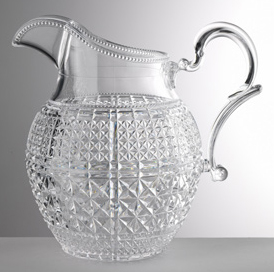 Mario Luca Giusti  Pitchers - Halina Clear Pitcher $82.00